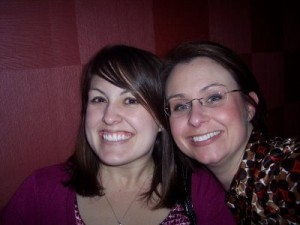 Briana and Sarah